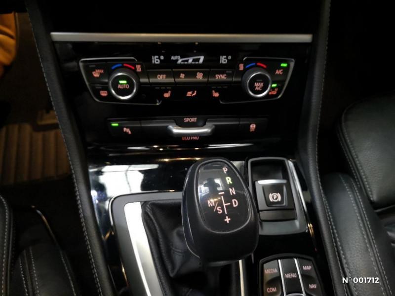Bmw Serie 2 218dA 150ch Luxury Gris occasion à Beauvais - photo n°14