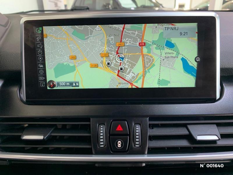 Bmw Serie 2 218dA 150ch Luxury Gris occasion à Beauvais - photo n°5