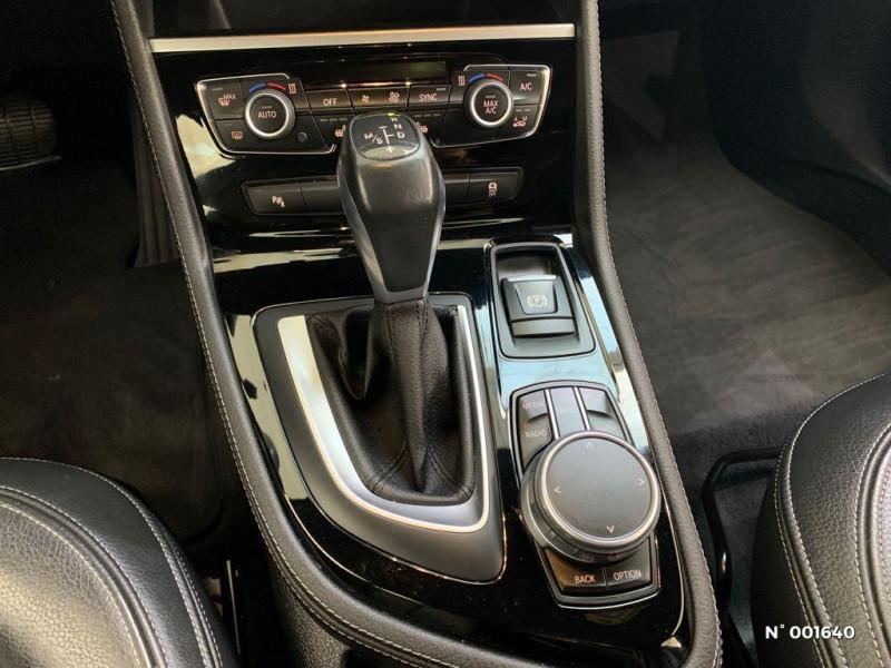 Bmw Serie 2 218dA 150ch Luxury Gris occasion à Beauvais - photo n°12