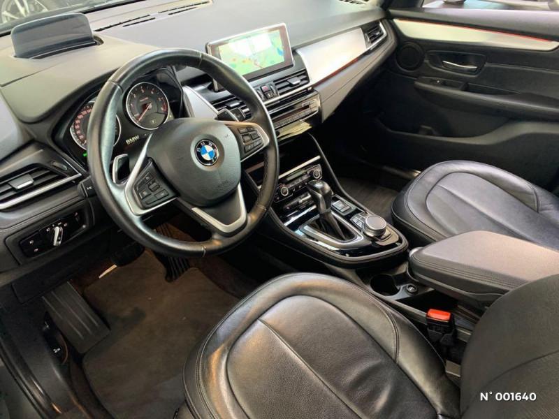 Bmw Serie 2 218dA 150ch Luxury Gris occasion à Beauvais - photo n°6