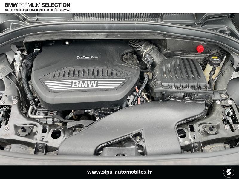 Bmw Serie 2 218dA 150ch Sport Gris occasion à Montauban - photo n°13