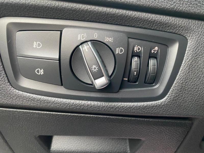 Bmw Serie 2 218da Cabriolet 150 CH BVA  F23 M Sport + Options Blanc occasion à Lormont - photo n°18