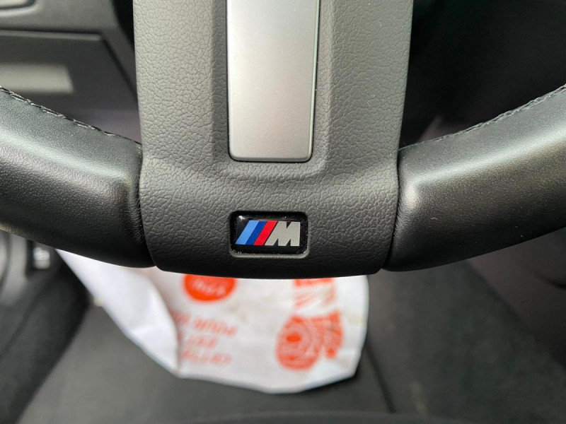 Bmw Serie 2 218da Cabriolet 150 CH BVA  F23 M Sport + Options Blanc occasion à Lormont - photo n°20