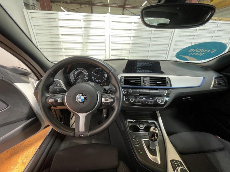 Bmw Serie 2 218da Cabriolet 150 CH BVA  F23 M Sport + Options Blanc occasion à Lormont - photo n°5