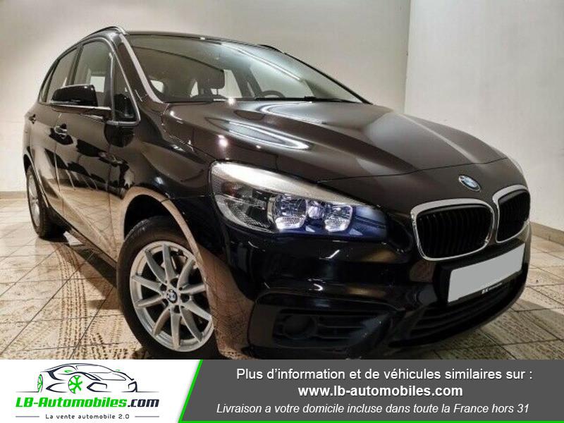 Bmw Serie 2 218i 136 ch Noir occasion à Beaupuy