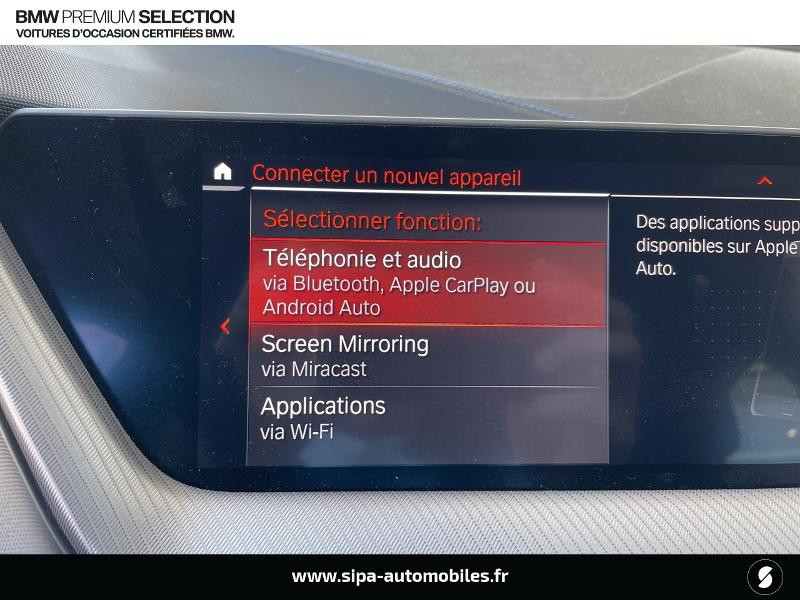 Bmw Serie 2 220dA 190ch M Sport Blanc occasion à Montauban - photo n°16