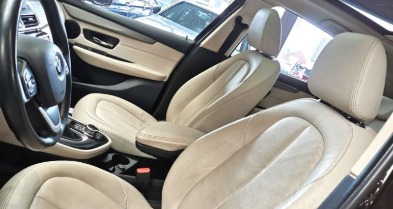 Bmw Serie 2 225 Xe Hybrid Luxury Pano - Led - Leder - Cam Marron occasion à KUURNE - photo n°5
