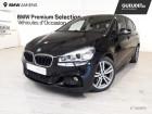 Bmw Serie 2 BMW SERIE 2 (F45) ACTIVE TOURER 216D M SPORT BVA6 Noir à Rivery 80