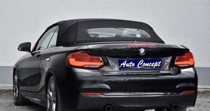 Bmw Serie 2 Coupe I (F22) M235i 326ch Noir occasion à LANESTER - photo n°3