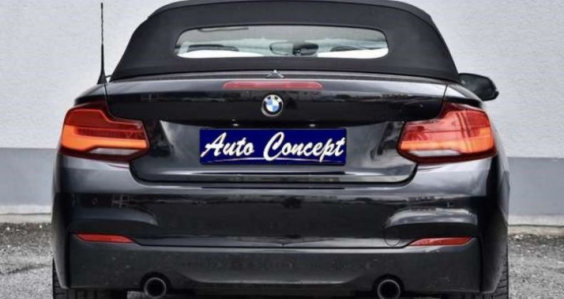 Bmw Serie 2 Coupe I (F22) M235i 326ch Noir occasion à LANESTER - photo n°4