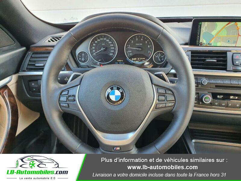 Bmw Serie 3 Gran Turismo 328i / XDrive F30 Noir occasion à Beaupuy - photo n°6