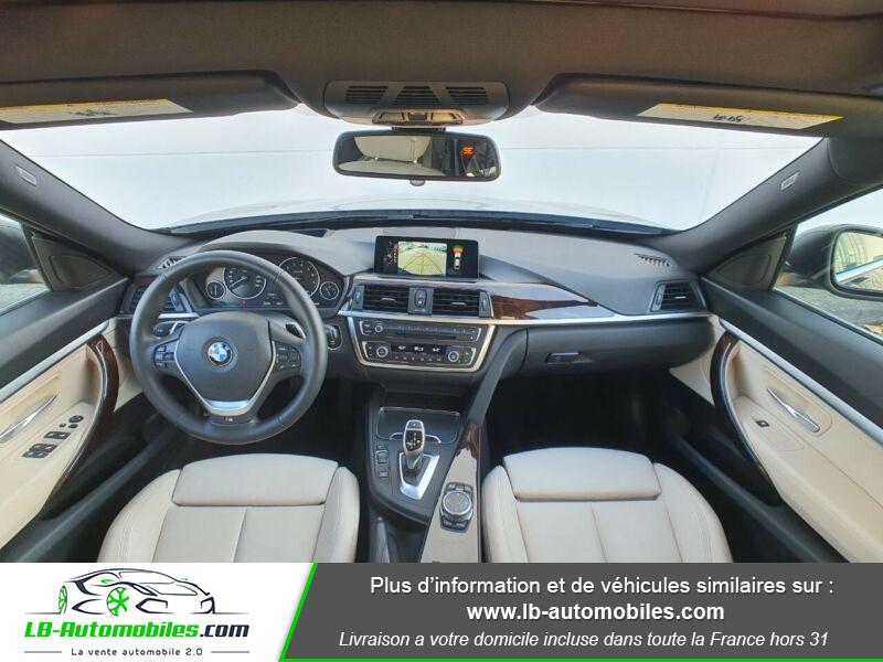 Bmw Serie 3 Gran Turismo 328i / XDrive F30 Noir occasion à Beaupuy - photo n°2