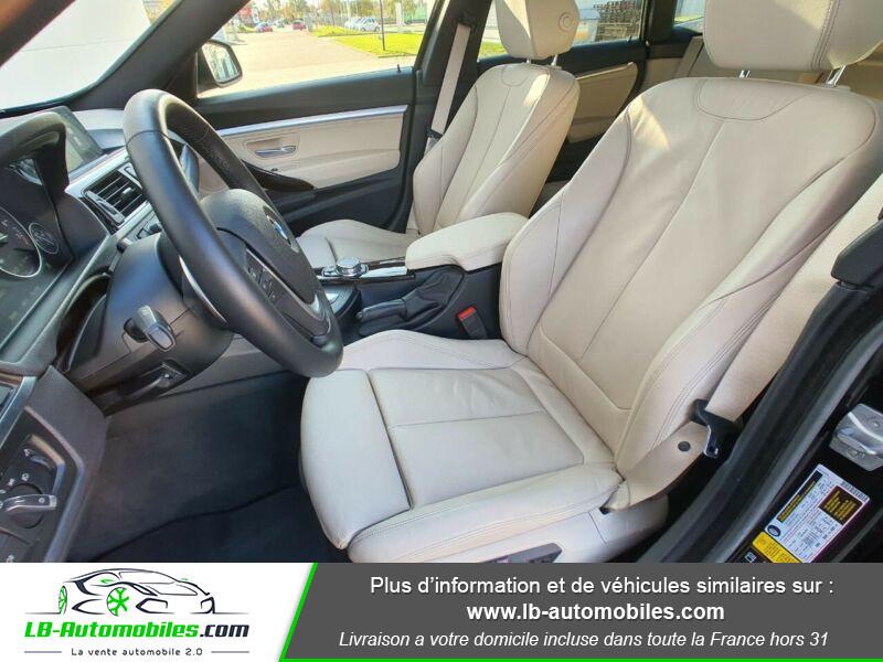 Bmw Serie 3 Gran Turismo 328i / XDrive F30 Noir occasion à Beaupuy - photo n°4