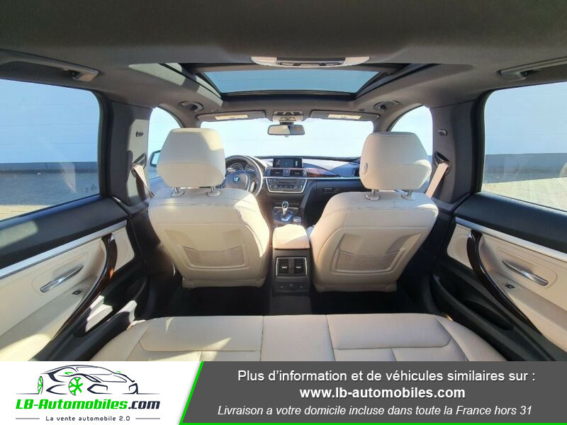 Bmw Serie 3 Gran Turismo 328i / XDrive F30 Noir occasion à Beaupuy - photo n°5