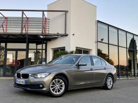 Bmw Serie 3 318d 150ch Business Gris 2015 - annonce de voiture en vente sur Auto Sélection.com