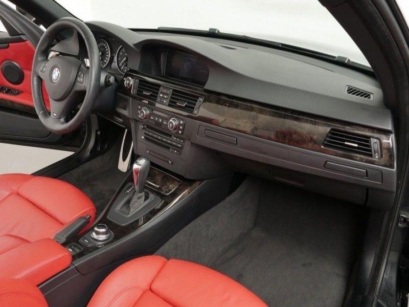 Bmw Serie 3 328 i M-sport Cabriolet Noir occasion à Beaupuy - photo n°5