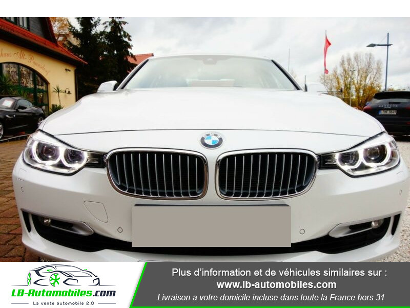Bmw Serie 3 328i / XDrive F30 Blanc occasion à Beaupuy - photo n°8