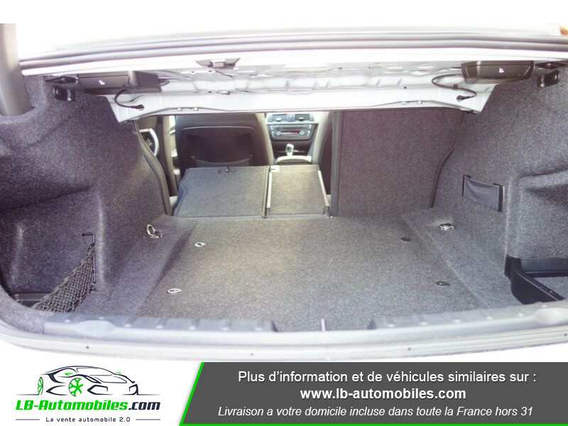 Bmw Serie 3 328i / XDrive F30 Blanc occasion à Beaupuy - photo n°10