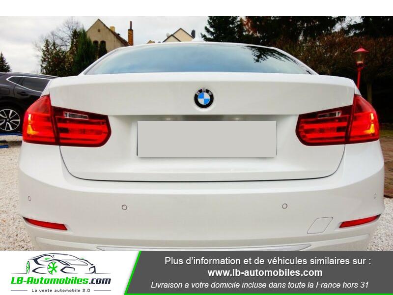Bmw Serie 3 328i / XDrive F30 Blanc occasion à Beaupuy - photo n°9