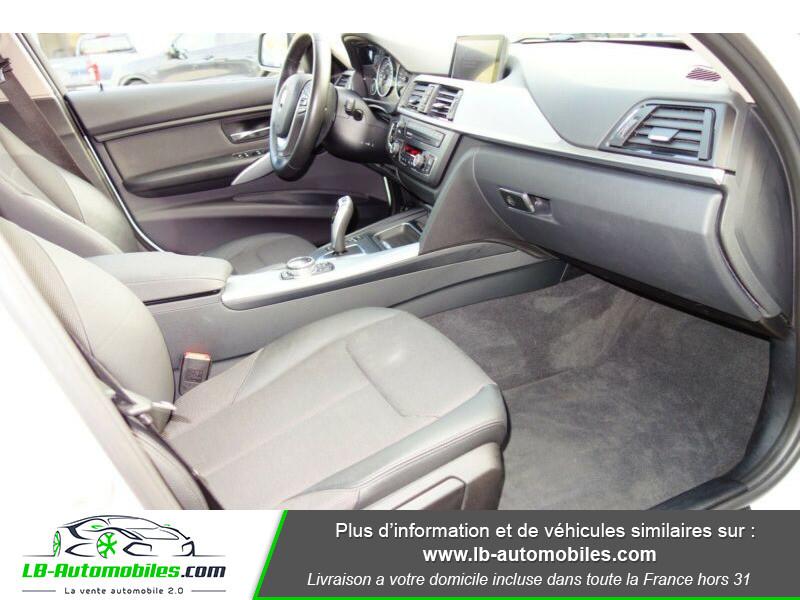 Bmw Serie 3 328i / XDrive F30 Blanc occasion à Beaupuy - photo n°4