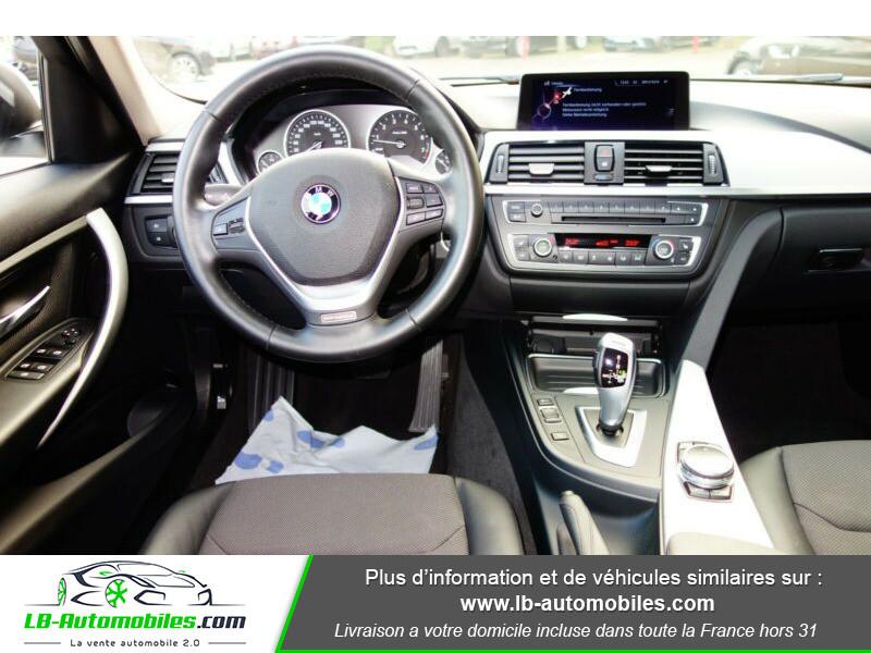 Bmw Serie 3 328i / XDrive F30 Blanc occasion à Beaupuy - photo n°2