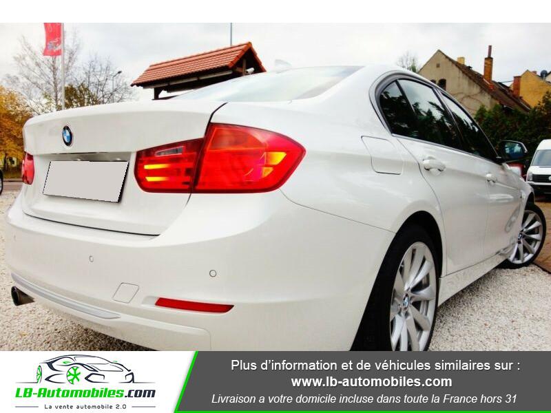Bmw Serie 3 328i / XDrive F30 Blanc occasion à Beaupuy - photo n°3