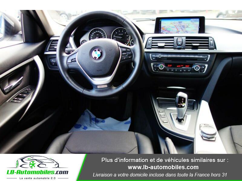 Bmw Serie 3 328i / XDrive F30 Blanc occasion à Beaupuy - photo n°6