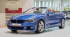 Bmw Serie 4 F33 430I 252 (F33) Cabriolet M Sport BVA8 Bleu à Tours 37