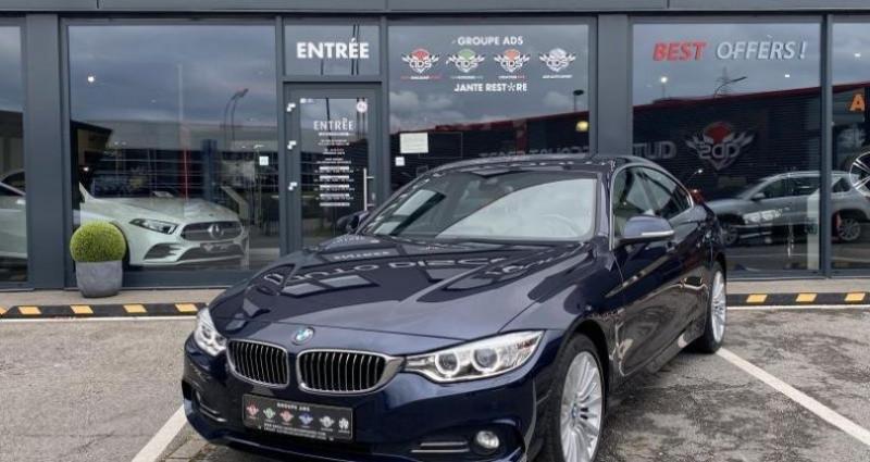 Bmw Serie 4 Serie 420 d xDrive Bleu occasion à FOETZ