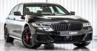 Bmw Serie 5 545 Limousine e REAL Hybrid M Sport xDrive Trekhaak Full Bla Noir à Hooglede - Gits 88