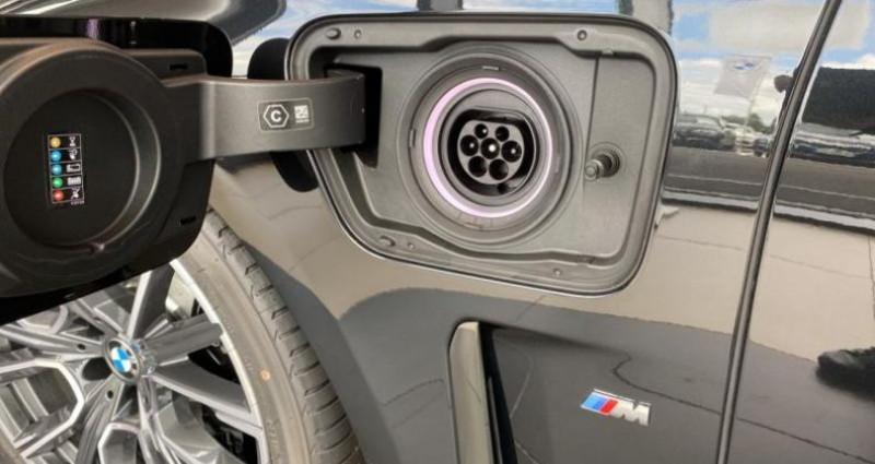 Bmw Serie 7 745eA 394ch M Sport 17cv Noir occasion à LAXOU - photo n°5