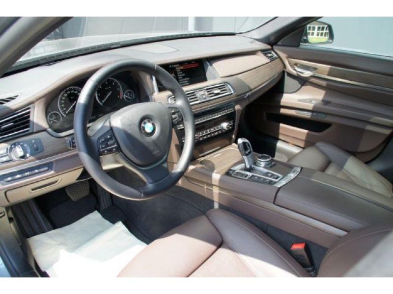 Bmw Serie 7 750 D xDrive Gris occasion à Beaupuy