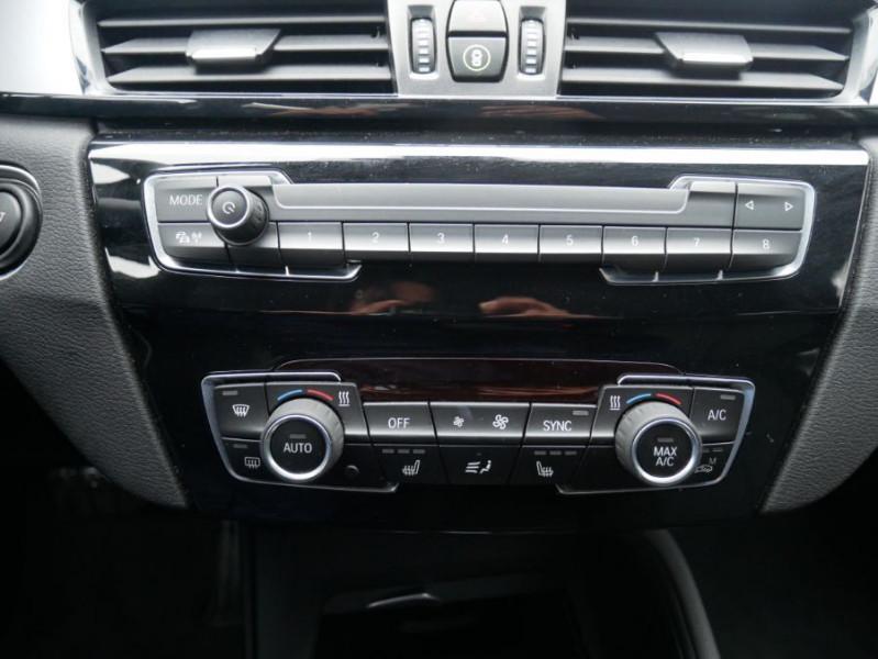 Bmw X1 (F48) SDRIVE 18D 150 BVA8 BUSINESS DESIGN GPS Noir occasion à Toulouse - photo n°19