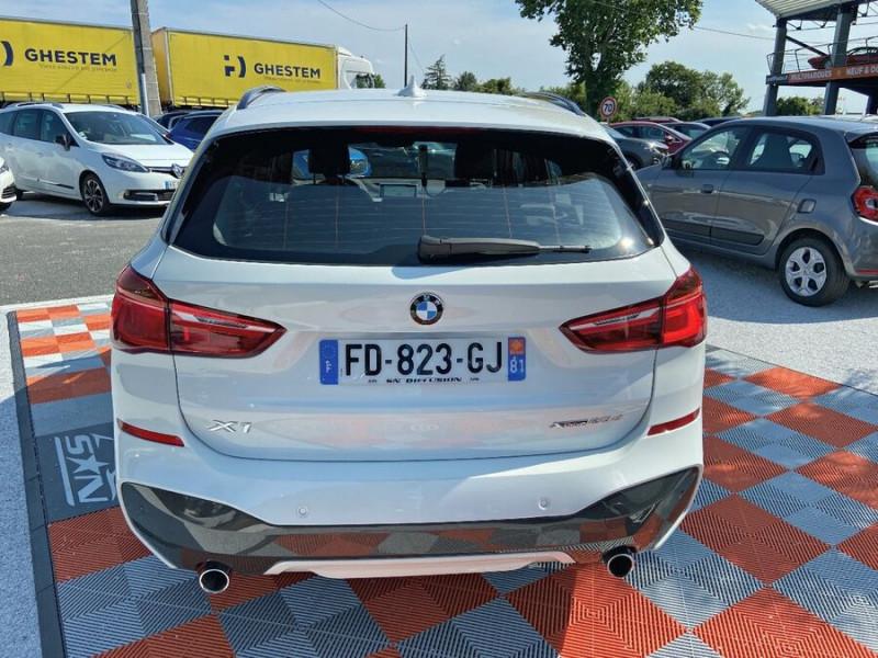 Bmw X1 (F48) XDRIVE 20 D M SPORT BVA8 Blanc occasion à Lescure-d'Albigeois - photo n°6