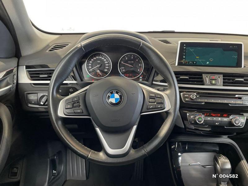 Bmw X1 BMW X1 (F48) SDRIVE20D XLINE BVA8 Noir occasion à Rivery - photo n°3