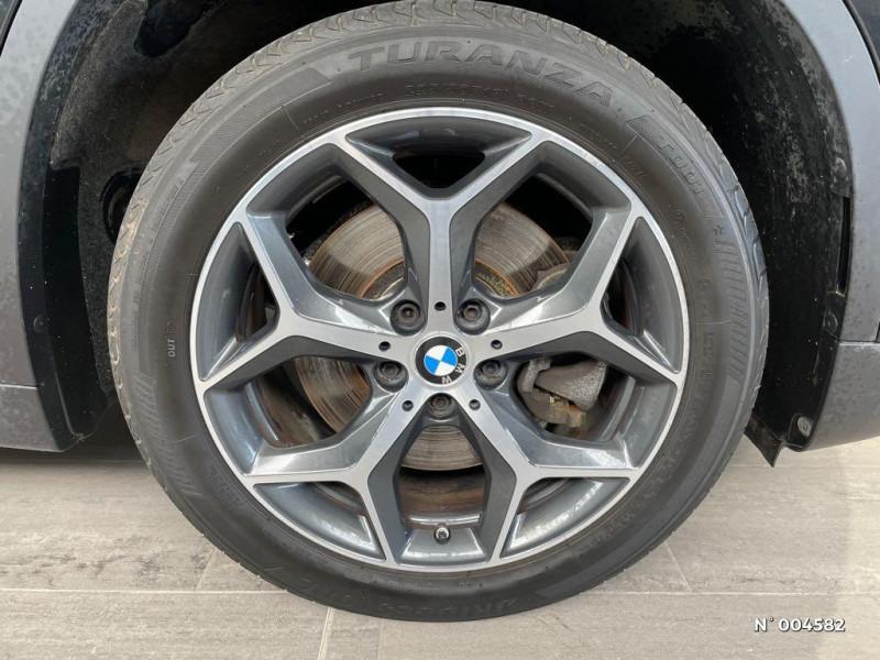 Bmw X1 BMW X1 (F48) SDRIVE20D XLINE BVA8 Noir occasion à Rivery - photo n°10