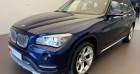 Bmw X1 E84 LCI xDrive 18d 143 ch xLine A Bleu à Bourgogne 69