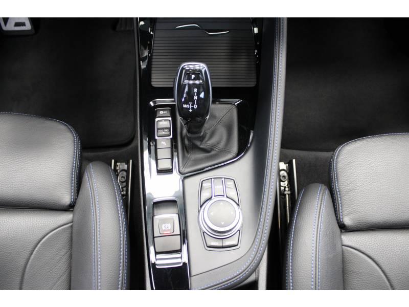 Bmw X1 F48 LCI sDrive 18d 150 ch BVA8 M Sport Blanc occasion à Lescar - photo n°12