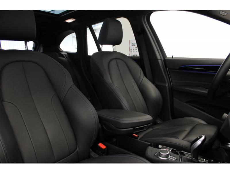Bmw X1 F48 LCI sDrive 18d 150 ch BVA8 M Sport Blanc occasion à Lescar - photo n°9