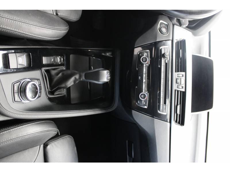 Bmw X1 F48 sDrive 18d 150 ch BVA8 M Sport Noir occasion à Lescar - photo n°11