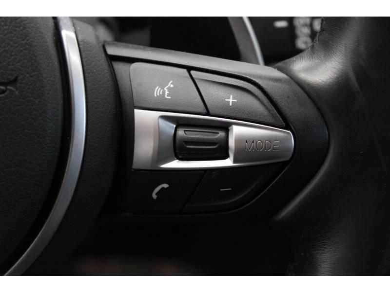 Bmw X1 F48 sDrive 18d 150 ch BVA8 M Sport Noir occasion à Lescar - photo n°14