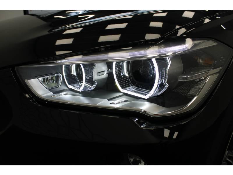 Bmw X1 F48 sDrive 18d 150 ch BVA8 M Sport Noir occasion à Lescar - photo n°16