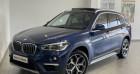 Bmw X1 F48 sDrive 18i 140 ch DKG7 xLine Bleu à LADOIX-SERRIGNY 21