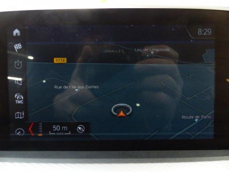 Bmw X1 F48 sDrive 18i 140 ch M Sport Blanc occasion à MORLAIX - photo n°11