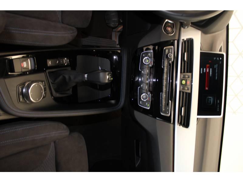 Bmw X1 F48 xDrive 18d 150 ch BVA8 M Sport Gris occasion à Lescar - photo n°11