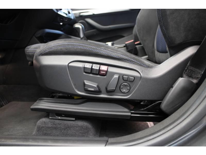 Bmw X1 F48 xDrive 18d 150 ch BVA8 M Sport Gris occasion à Lescar - photo n°17