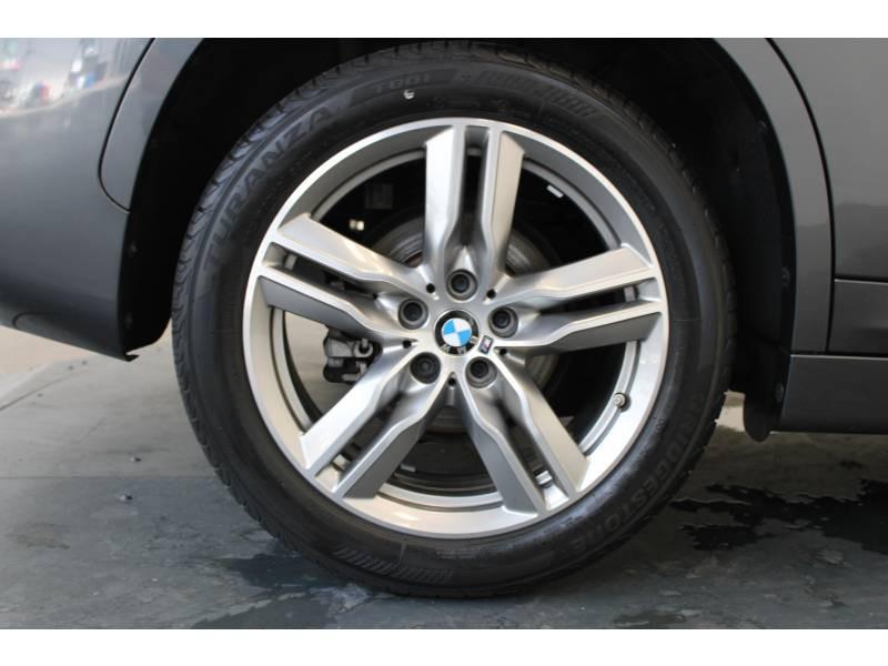 Bmw X1 F48 xDrive 18d 150 ch BVA8 M Sport Gris occasion à Lescar - photo n°8