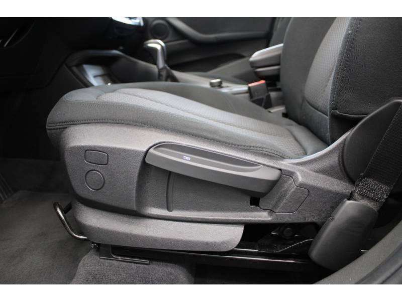 Bmw X1 F48 xDrive 20d 190 ch BVA8 Lounge Noir occasion à Lescar - photo n°11