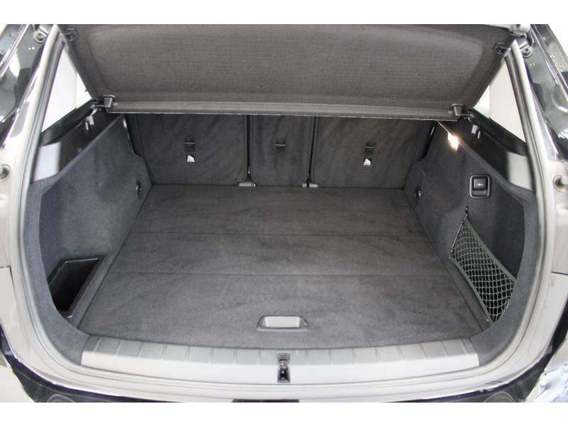 Bmw X1 F48 xDrive 20d 190 ch BVA8 Lounge Noir occasion à Lescar - photo n°7