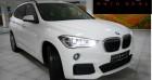 Bmw X1 II (F48) xDrive20iA 192ch M Sport Blanc à Boulogne-Billancourt 92